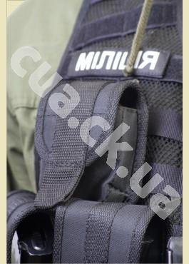 Подсумок для наручников с модульной системой крепления MOLLE