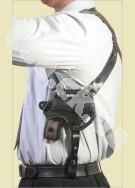 ПМ Оперативная, подплечная, универсальная кобура. (кожа)