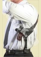 ПМ Оперативная подплечная кобура. Модель №1 (кожа)