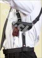 ПМ Оперативная подплечная кобура с подсумком для запасного магазина (нейлон)