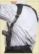 ФОРТ 14 Оперативная подплечная кобура с подсумком для запасного магазина (нейлон)